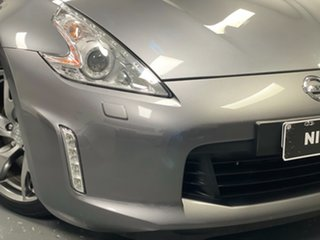 2015 Nissan 370Z Z34 MY15 Gun Metallic 7 Speed Sports Automatic Coupe.