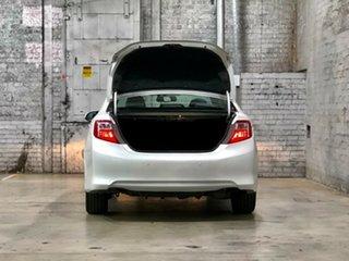 2013 Toyota Camry AVV50R Hybrid HL White 1 Speed Constant Variable Sedan Hybrid