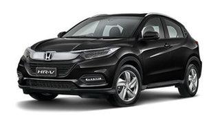 2020 Honda HR-V MY21 VTi-S Crystal Black 1 Speed Constant Variable Hatchback