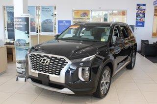 2020 Hyundai Palisade LX2.V1 MY21 Highlander 2WD Moonlight Cloud 8 Speed Sports Automatic Wagon.
