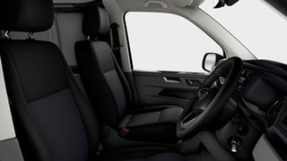 2020 Volkswagen Transporter T6.1 LWB Van Indium Grey 7 Speed Semi Auto Van