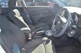 2015 Holden Cruze JH MY14 Equipe White 6 Speed Automatic Sedan