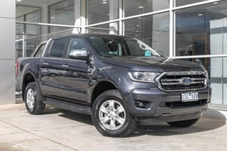 2020 Ford Ranger PX MkIII 2020.75MY XLT Grey 6 Speed Sports Automatic Double Cab Pick Up.