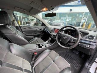 2017 Holden Commodore VF II MY17 SV6 Sportwagon White 6 Speed Sports Automatic Wagon
