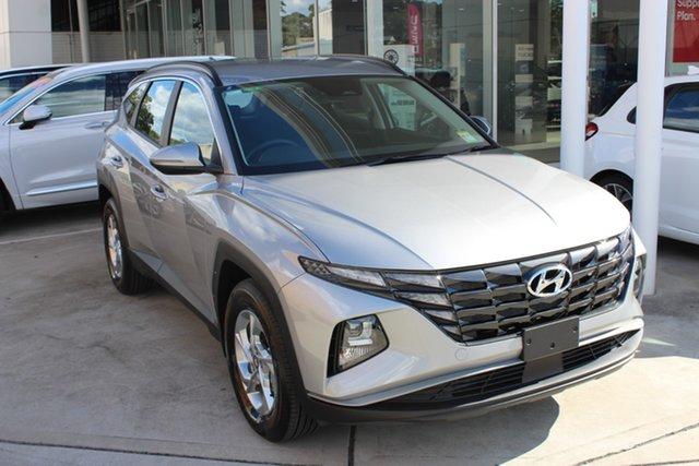 New Hyundai Tucson Cardiff, 2021 Hyundai Tucson NX4.V1 Tucson Shimmering Silver 6 Speed Automatic SUV