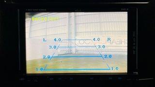 2007 Mitsubishi Pajero NS GLX White 5 Speed Sports Automatic Wagon