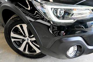 2017 Subaru Outback B6A MY18 2.5i CVT AWD Premium Black 7 Speed Constant Variable Wagon.
