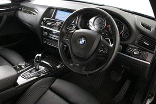 2016 BMW X4 F26 MY16 xDrive 20I Black 8 Speed Automatic Coupe