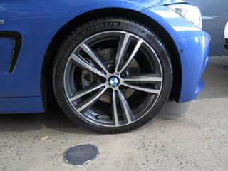 2016 BMW 430i F32 MY16.5 M Sport Blue 8 Speed Automatic Coupe