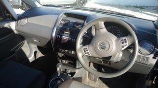 2007 Suzuki SX4 GYC Blue 4 Speed Automatic Sedan