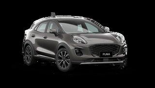 2021 Ford Puma JK 2021.25MY Puma Magnetic 7 Speed Sports Automatic Dual Clutch Wagon.