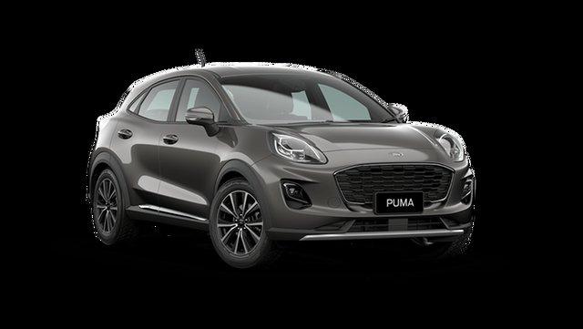 New Ford Puma JK 2021.25MY Puma Rutherford, 2021 Ford Puma JK 2021.25MY Puma Magnetic 7 Speed Sports Automatic Dual Clutch Wagon