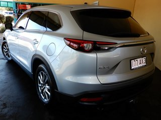 2016 Mazda CX-9 MY16 Touring (FWD) Silver 6 Speed Automatic Wagon.