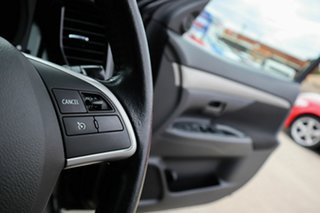 2014 Mitsubishi Outlander ZJ MY14.5 ES 4WD Black 6 Speed Constant Variable Wagon