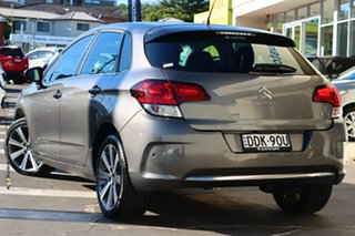 2015 Citroen C4 B7 MY15 Exclusive 6 Speed Sports Automatic Hatchback.
