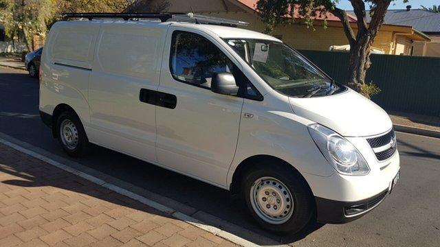 Used Hyundai iLOAD TQ MY15 Prospect, 2015 Hyundai iLOAD TQ MY15 White 5 Speed Automatic Van