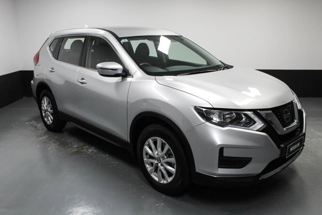 Used Nissan X-Trail T32 Series II ST X-tronic 2WD Cardiff, 2018 Nissan X-Trail T32 Series II ST X-tronic 2WD Silver 7 Speed Constant Variable Wagon