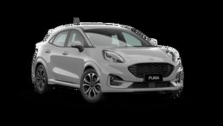 2021 Ford Puma JK 2021.25MY ST-Line Grey Matter 7 Speed Sports Automatic Dual Clutch Wagon.