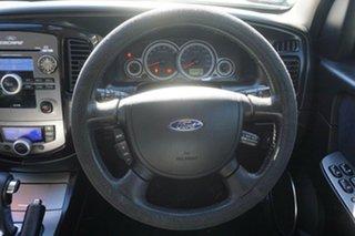 2008 Ford Escape ZD Silver 4 Speed Automatic SUV