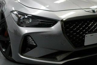 2019 Genesis G70 IK MY19 Sport Silver 8 Speed Sports Automatic Sedan.