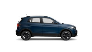 2020 Volkswagen T-Cross C1 MY21 85TSI DSG FWD Life Dark Petrol 7 Speed Sports Automatic Dual Clutch