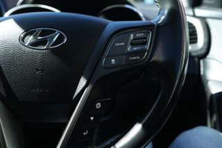 2015 Hyundai Santa Fe DM3 MY16 Highlander Black 6 Speed Sports Automatic Wagon