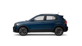 2020 Volkswagen T-Cross C1 MY21 85TSI DSG FWD Life Dark Petrol 7 Speed Sports Automatic Dual Clutch.