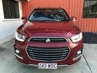 2016 Holden Captiva CG MY16 LTZ AWD Maroon 6 Speed Sports Automatic Wagon.