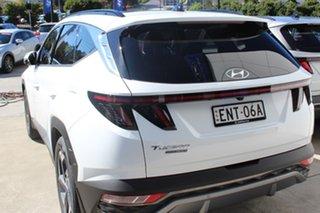 2021 Hyundai Tucson NX4.V1 Highlander White Cream 6 Speed Automatic SUV