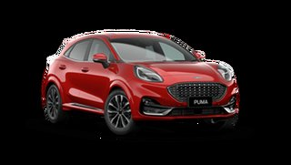 2021 Ford Puma JK 2021.25MY ST-Line V Fantastic Red 7 Speed Sports Automatic Dual Clutch Wagon.