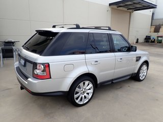 2013 Land Rover Range Rover LW Sport 3.0 SDV6 SE Silver 8 Speed Automatic Wagon