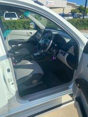 2013 Mitsubishi Triton MN MY14 GLX Double Cab White/260914 4 Speed Sports Automatic Utility