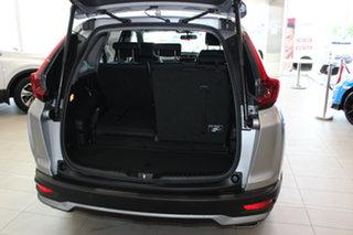 2020 Honda CR-V RW MY21 VTi FWD L7 Lunar Silver 1 Speed Constant Variable Wagon.