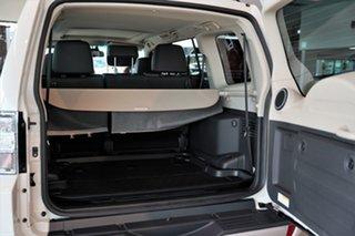 2021 Mitsubishi Pajero NX MY22 Exceed Final Edition Warm White 5 Speed Sports Automatic Wagon
