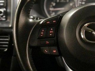 2014 Mazda CX-5 KE1071 MY14 Maxx SKYACTIV-Drive Sport Silver 6 Speed Sports Automatic Wagon