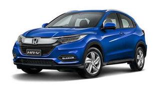 2021 Honda HR-V MY21 VTi Blue Metallic 1 Speed Constant Variable Hatchback