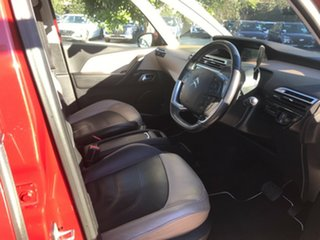 2014 Citroen Grand C4 Picasso B7 Exclusive Red 6 Speed Sports Automatic Wagon.