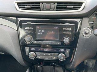 2017 Nissan Qashqai J11 TS White Continuous Variable Wagon