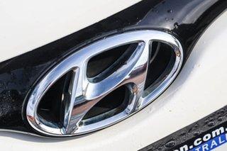 2013 Hyundai i20 PB MY14 Active White 6 Speed Manual Hatchback