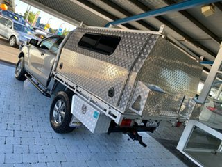 2015 Mazda BT-50 XT Aluminium Sports Automatic Cab Chassis - Extended Cab