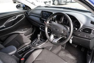 2018 Hyundai i30 PD Active Blue 6 Speed Sports Automatic Hatchback