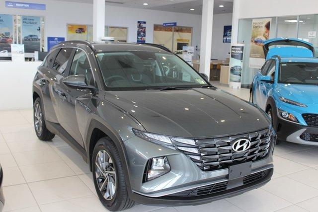 New Hyundai Tucson Elite Cardiff, 2021 Hyundai Tucson NX4.V1 Elite Amazon Gray 6 Speed Automatic SUV