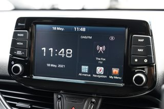 2018 Hyundai i30 PD Active White 6 Speed Sports Automatic Hatchback