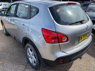 2009 Nissan Dualis J10 Ti AWD Silver 6 Speed Manual Hatchback.