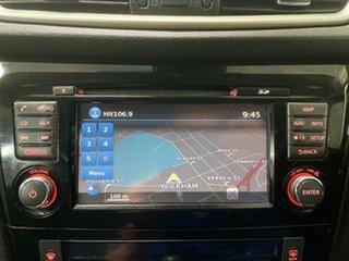 2014 Nissan Qashqai J11 TI Silver 6 Speed Manual Wagon
