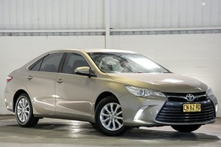 2017 Toyota Camry ASV50R Altise Magnetic Bronze 6 Speed Sports Automatic Sedan.