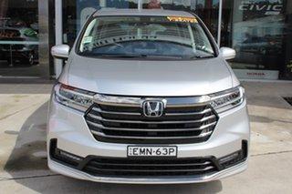 2020 Honda Odyssey RC MY20 VTi-L Super Platinum 7 Speed Constant Variable Wagon