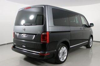 2018 Volkswagen Multivan T6 MY18 Kombi 70 TDI340 Special ED Black 7 Speed Auto Direct Shift Wagon