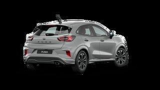 2021 Ford Puma JK ST-Line Solar Silver 7 Speed Automatic.