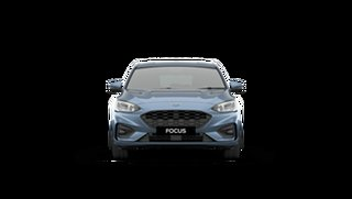 2021 Ford Focus SA ST-Line Blue Metallic 8 Speed Automatic Hatchback